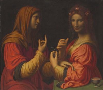 After Bernardino Luini