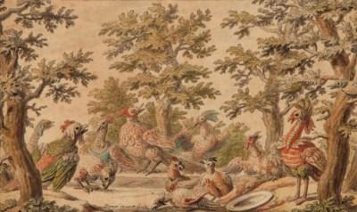 Daniel Marot (FRANCE, 1663-175
