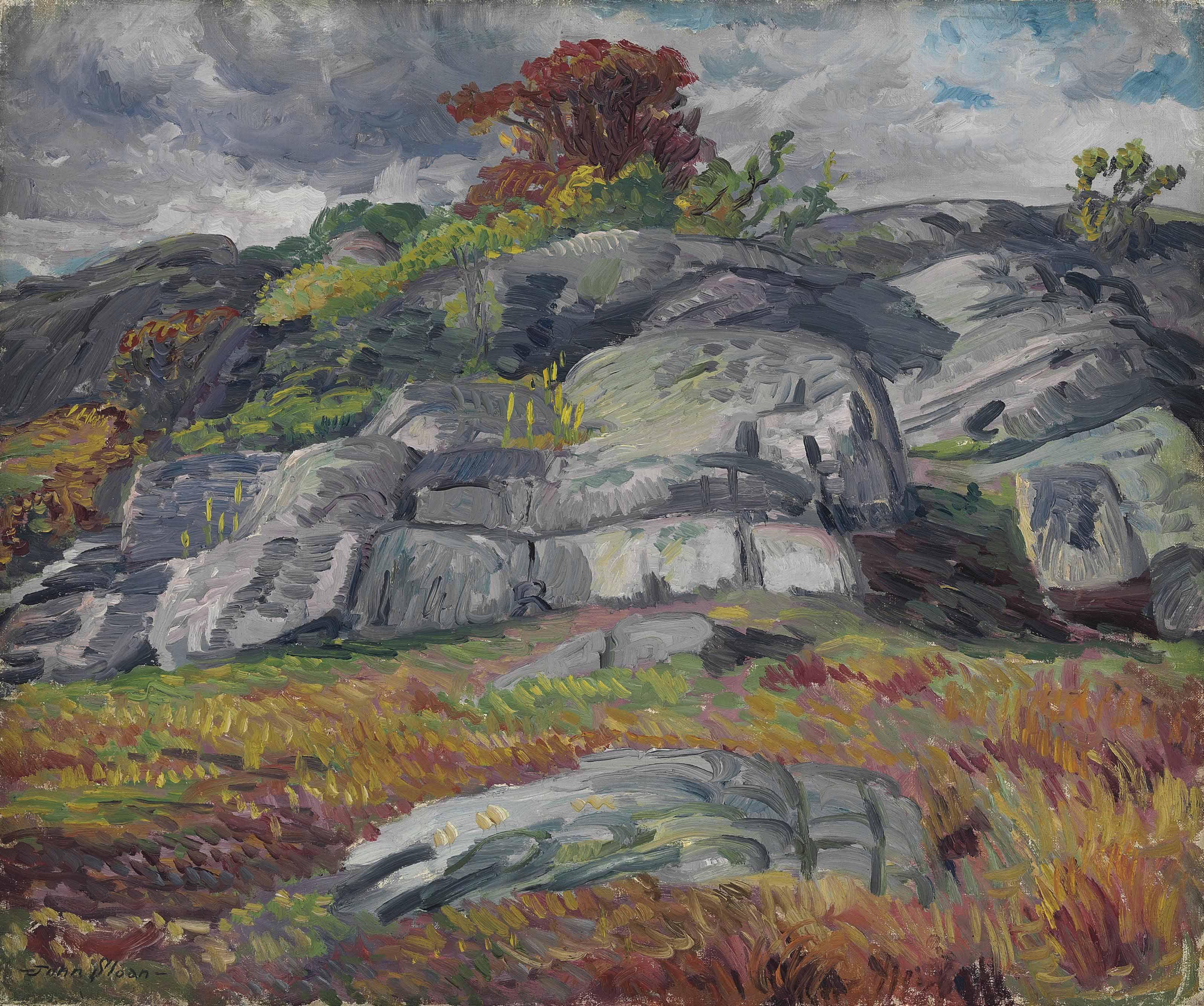 Scavenger's Rocks