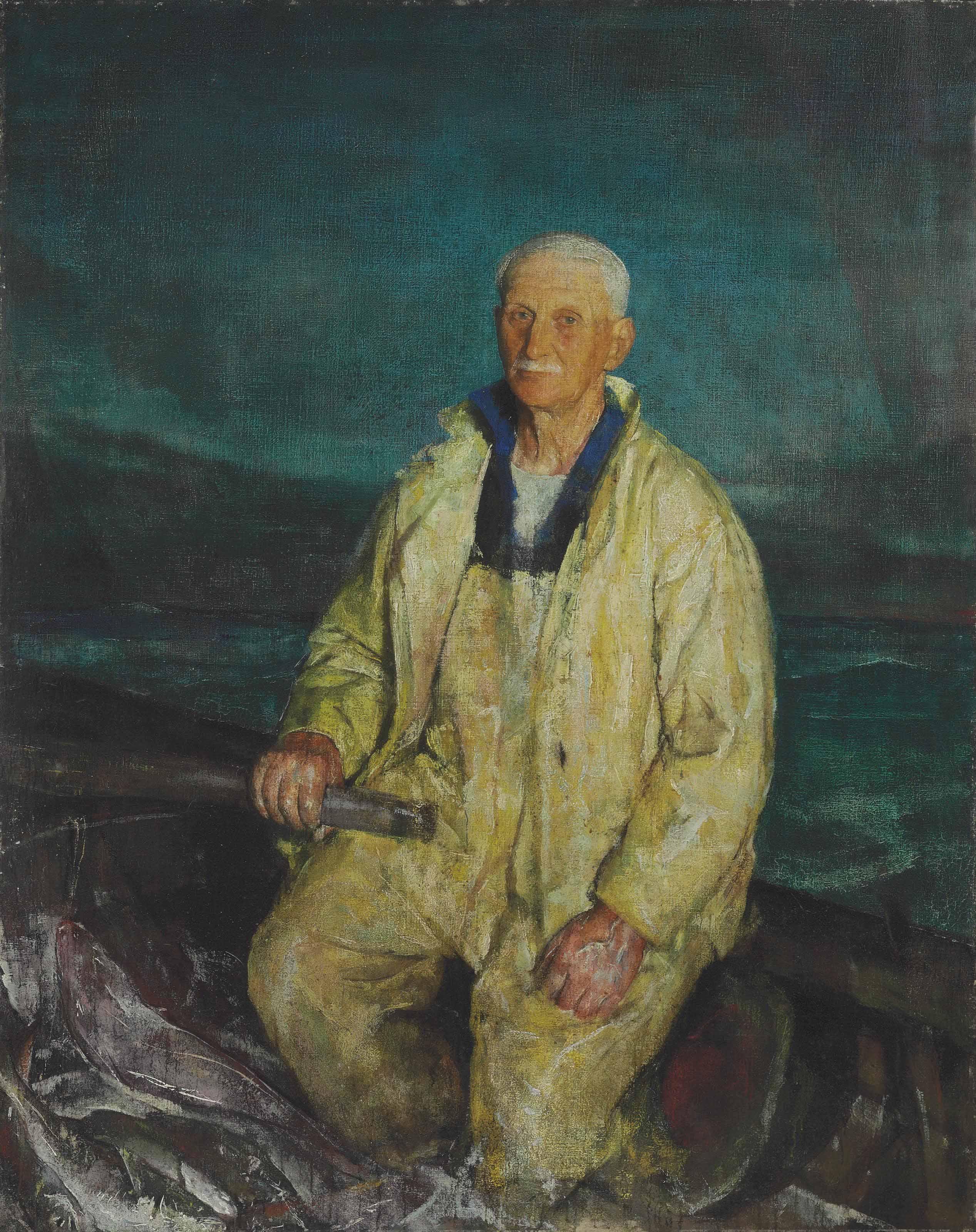 The Boat Steerer
