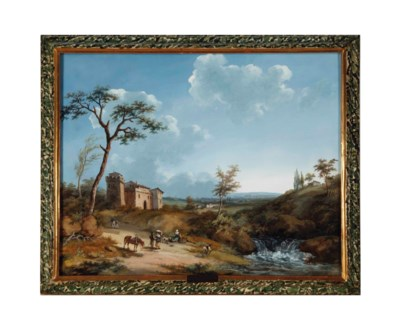 J. MORETH (FRENCH, late 18th C