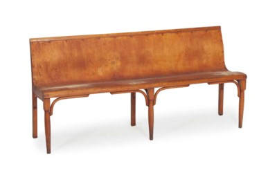 A PAIR OF CONTINENTAL BENTWOOD