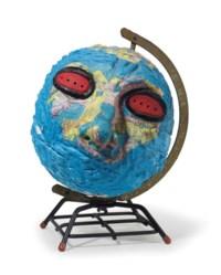 Untitled (Globe Head)