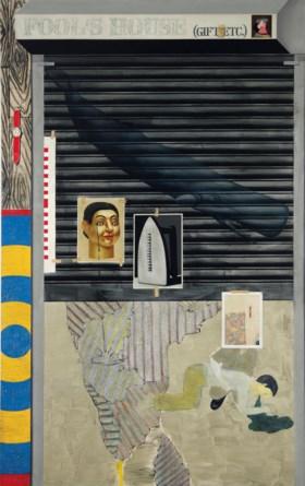 ATUL DODIYA (B. 1959)