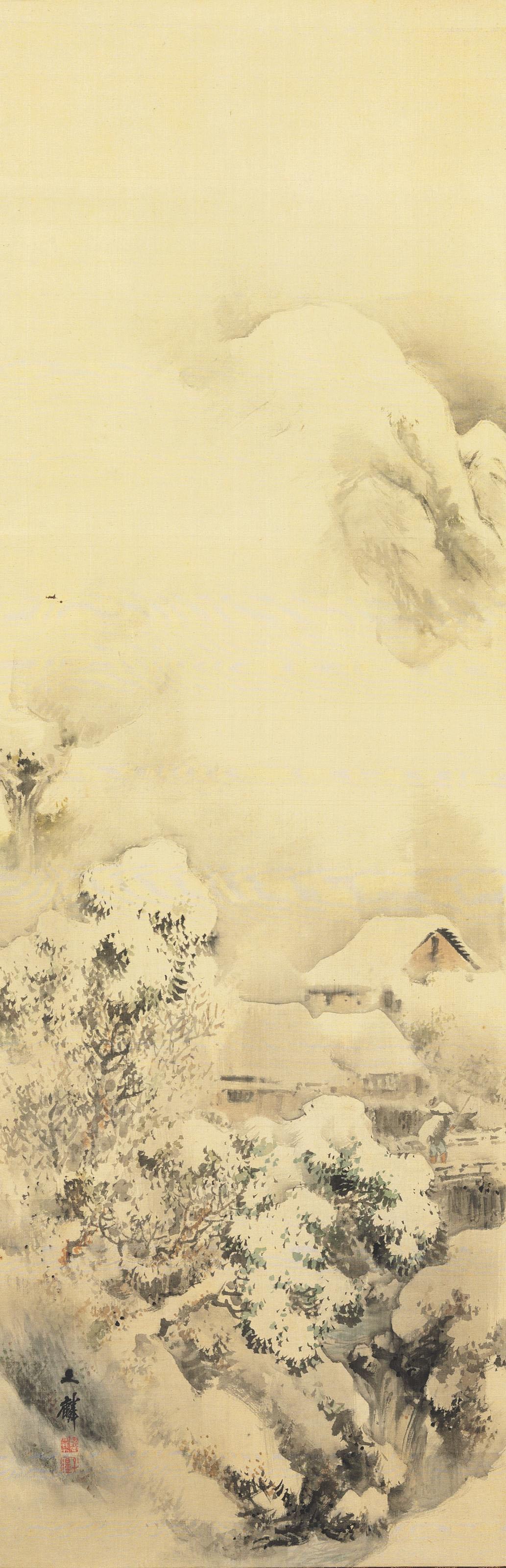 Shiokawa Bunrin (1801-1877)