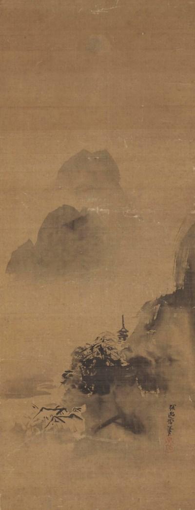Style of Kano Tan'yu (1602-167