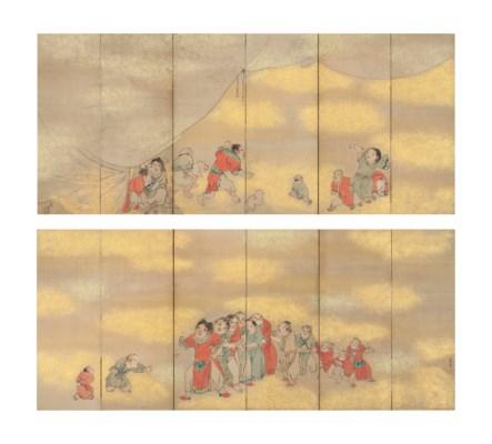 After Nagasawa Rosetsu (19th c