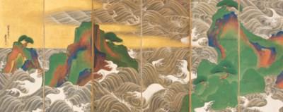 After Ogata Korin (19th centur