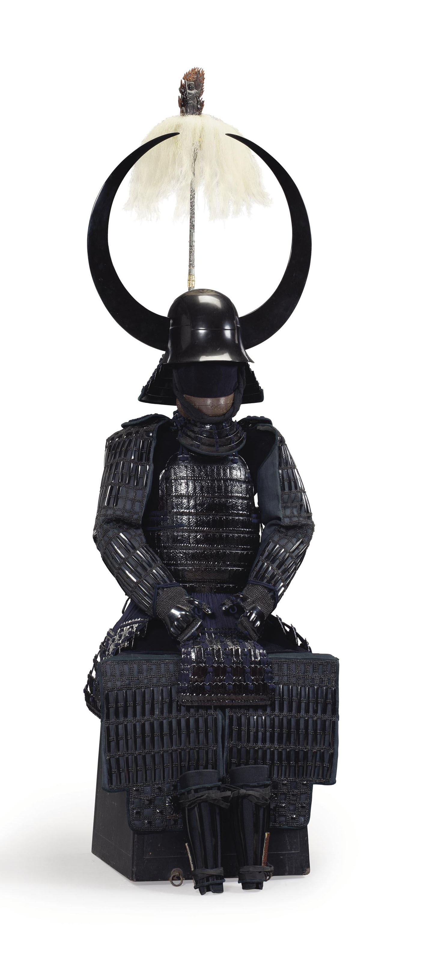 A black-laced Uname-nui Okegaw