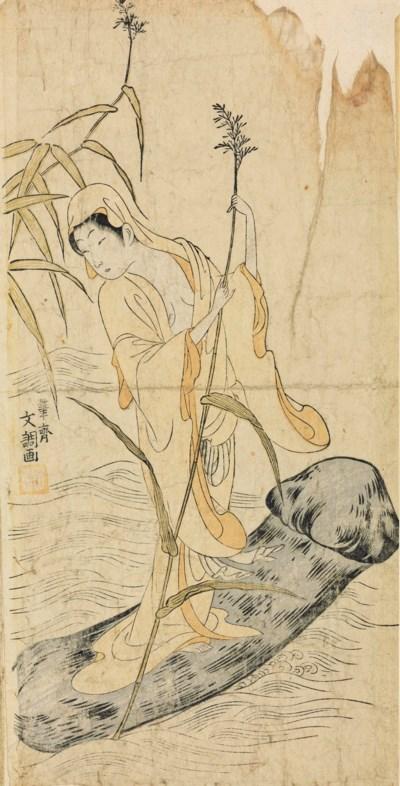Ippitsusai Buncho (act. ca. 17