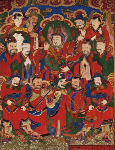 Anonymous (late joseon dynasty