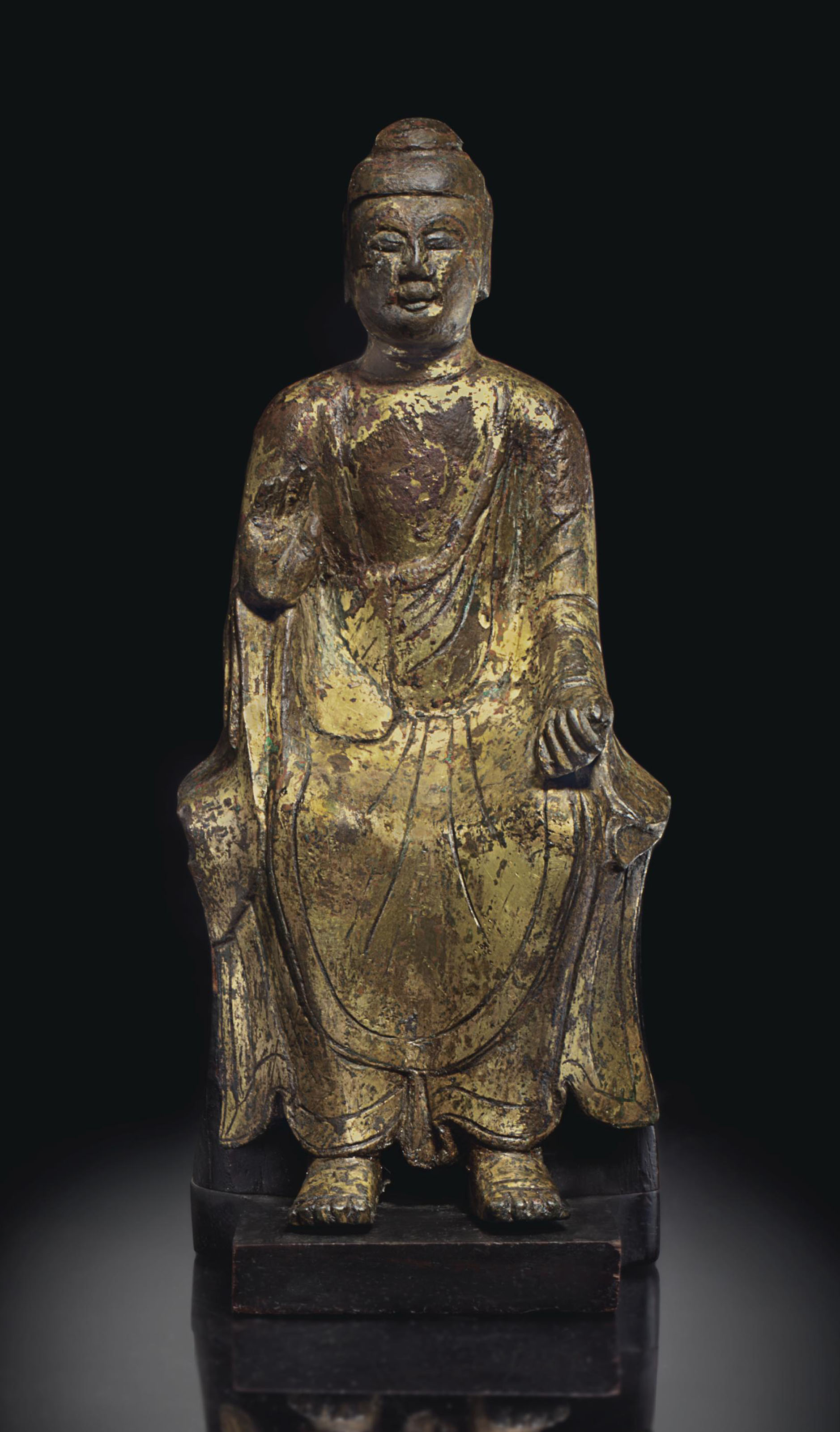 9d. Tang Dynasty — The Golden Age