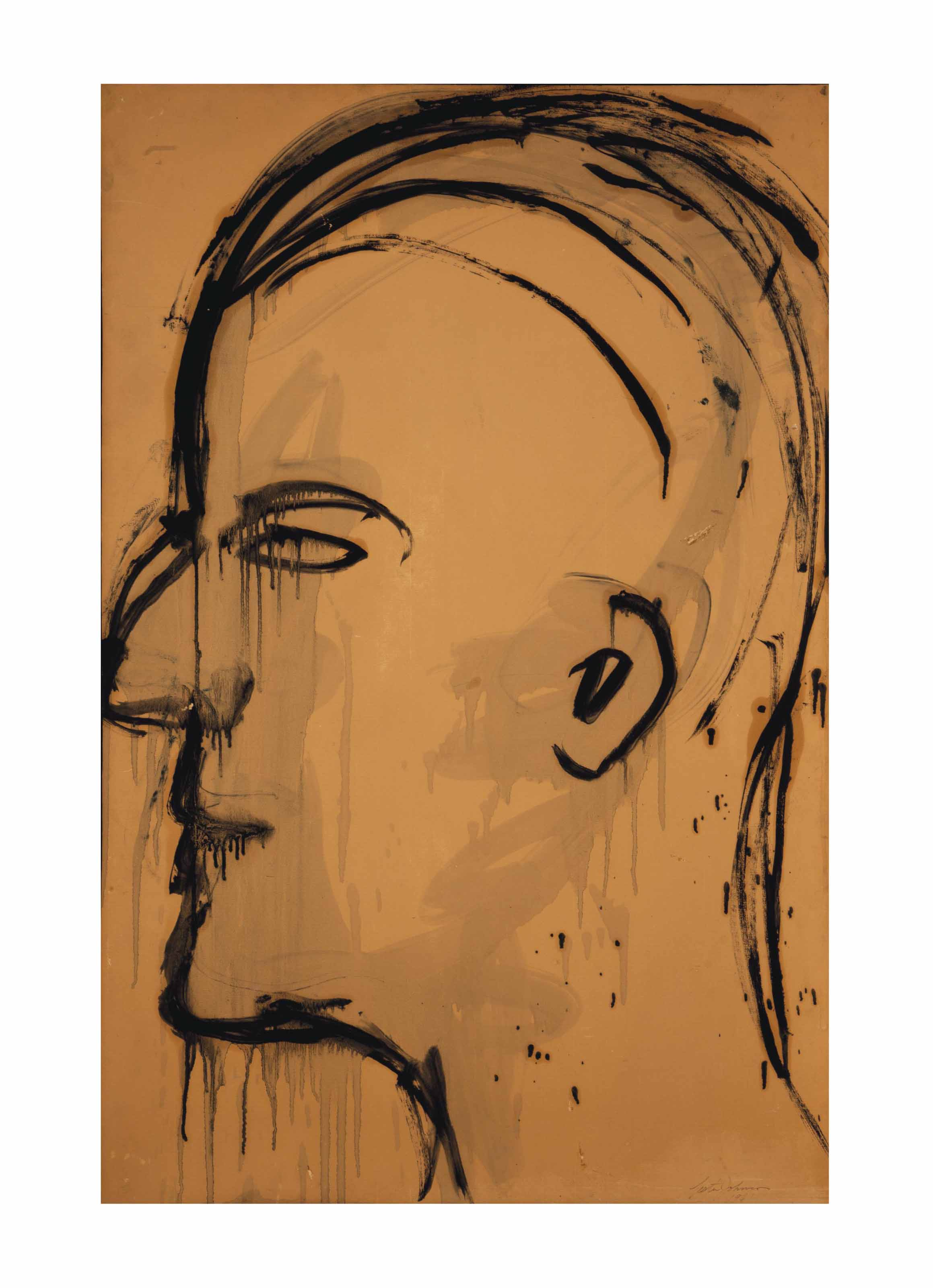 Untitled (Head)