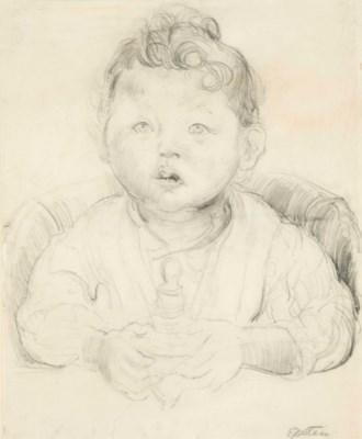 Sir Jacob Epstein (BRITISH, 18