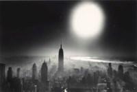 Atom Bomb Sky, New York, 1955