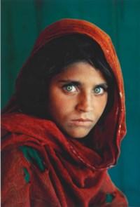 Afghan Girl, 1984