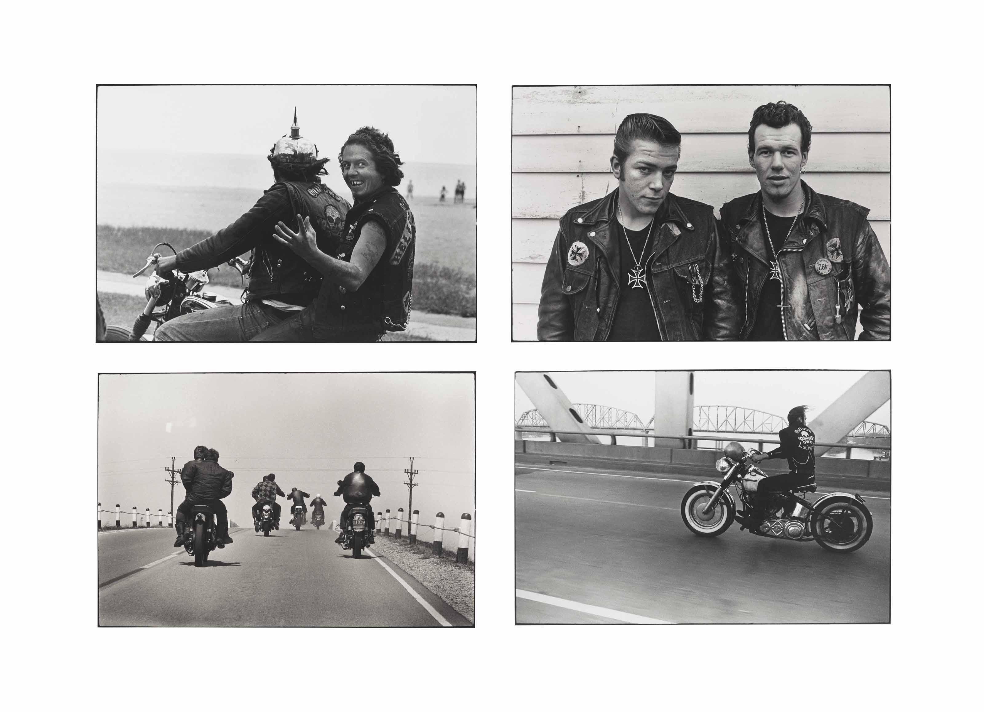 'The Bikeriders', 1962-1966