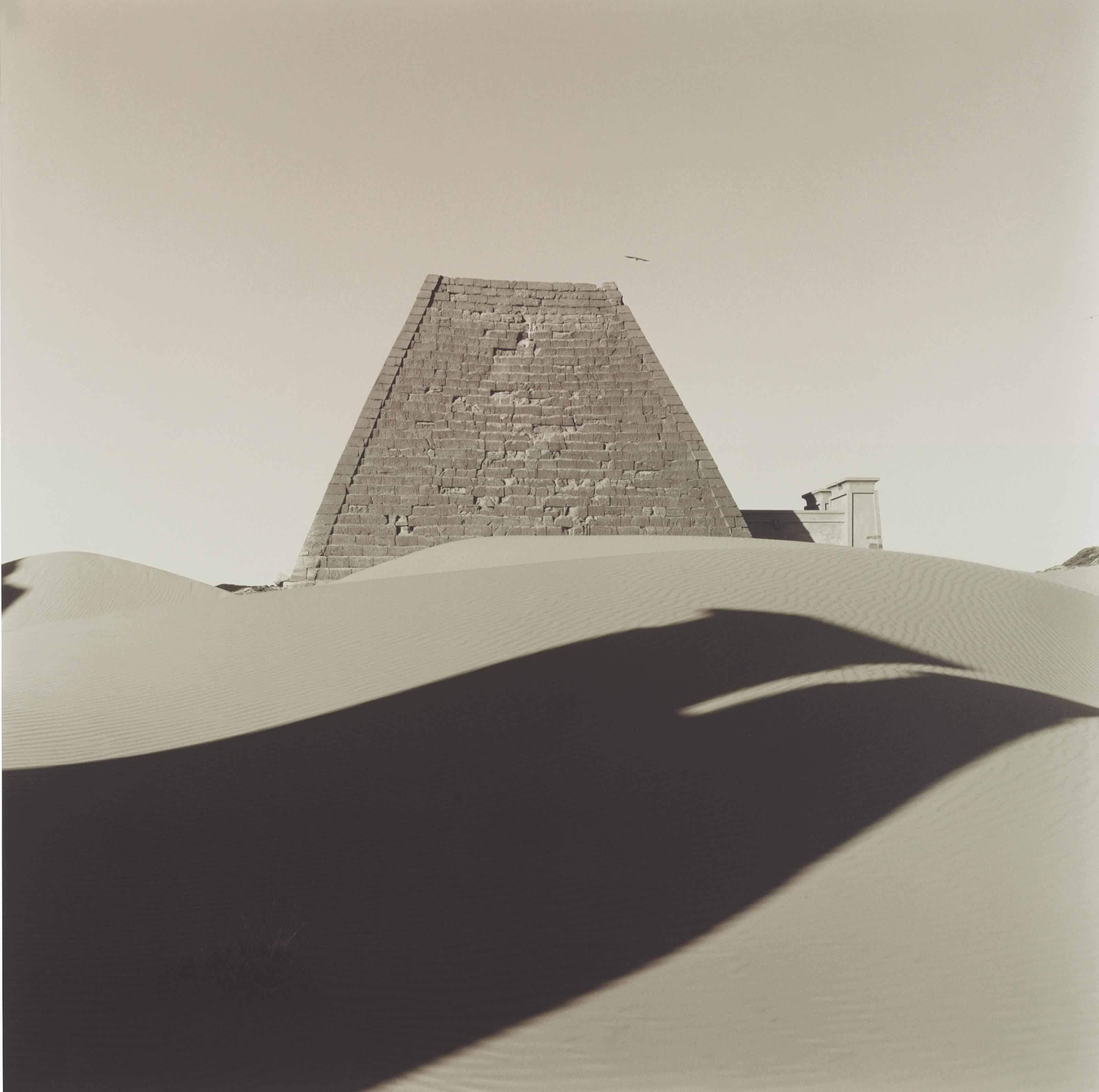 Meroe, Sudan, 1998