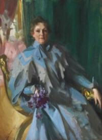 Portrait of Lilly Eberhard Anheuser