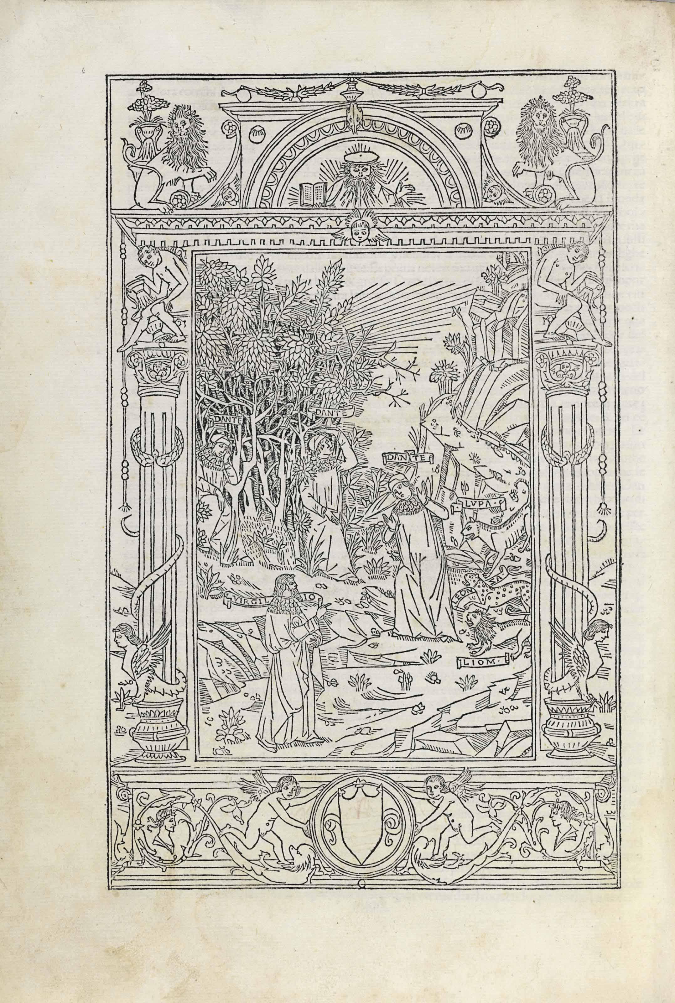 DANTE ALIGHIERI (1265-1321). L
