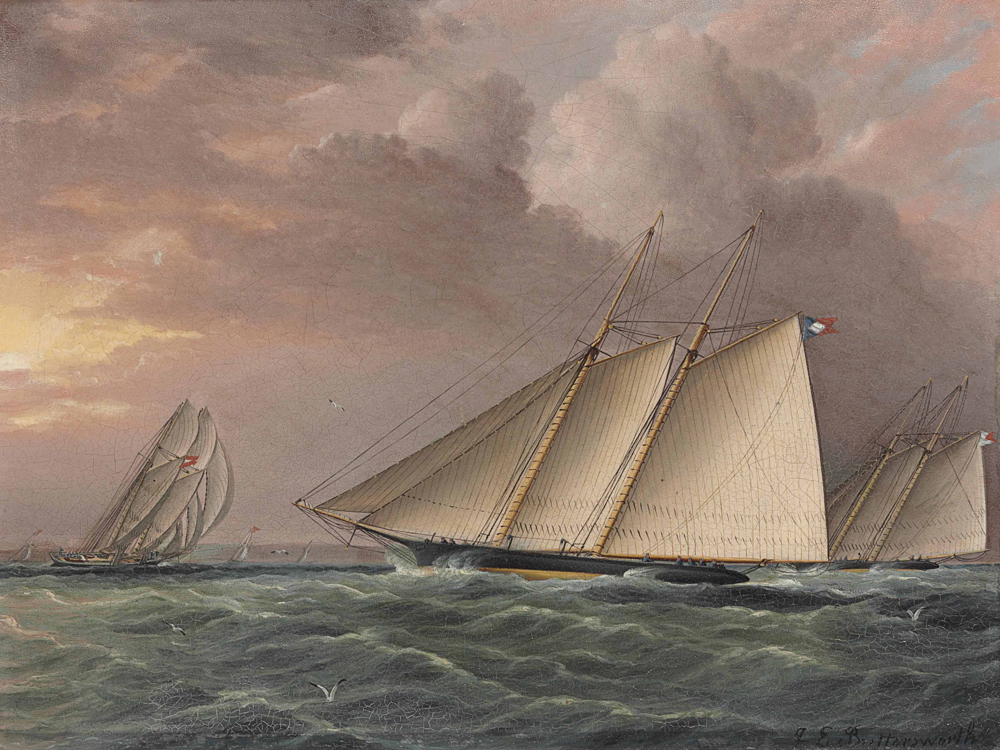 Yacht Sappho