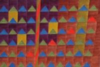 Bandeirinhas com mastro (No. 2133)