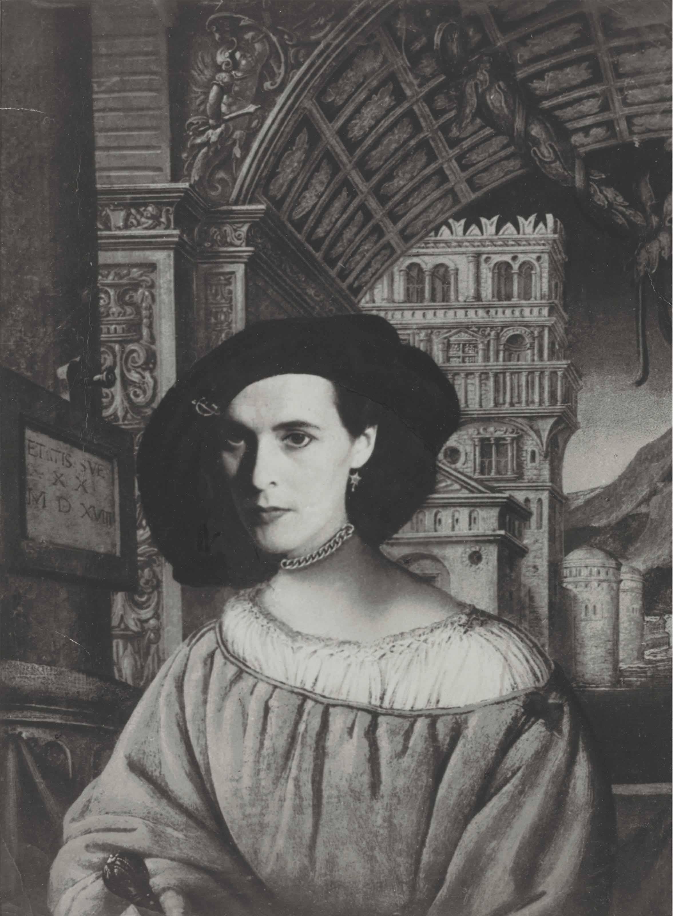 Portrait of Leonora Carrington
