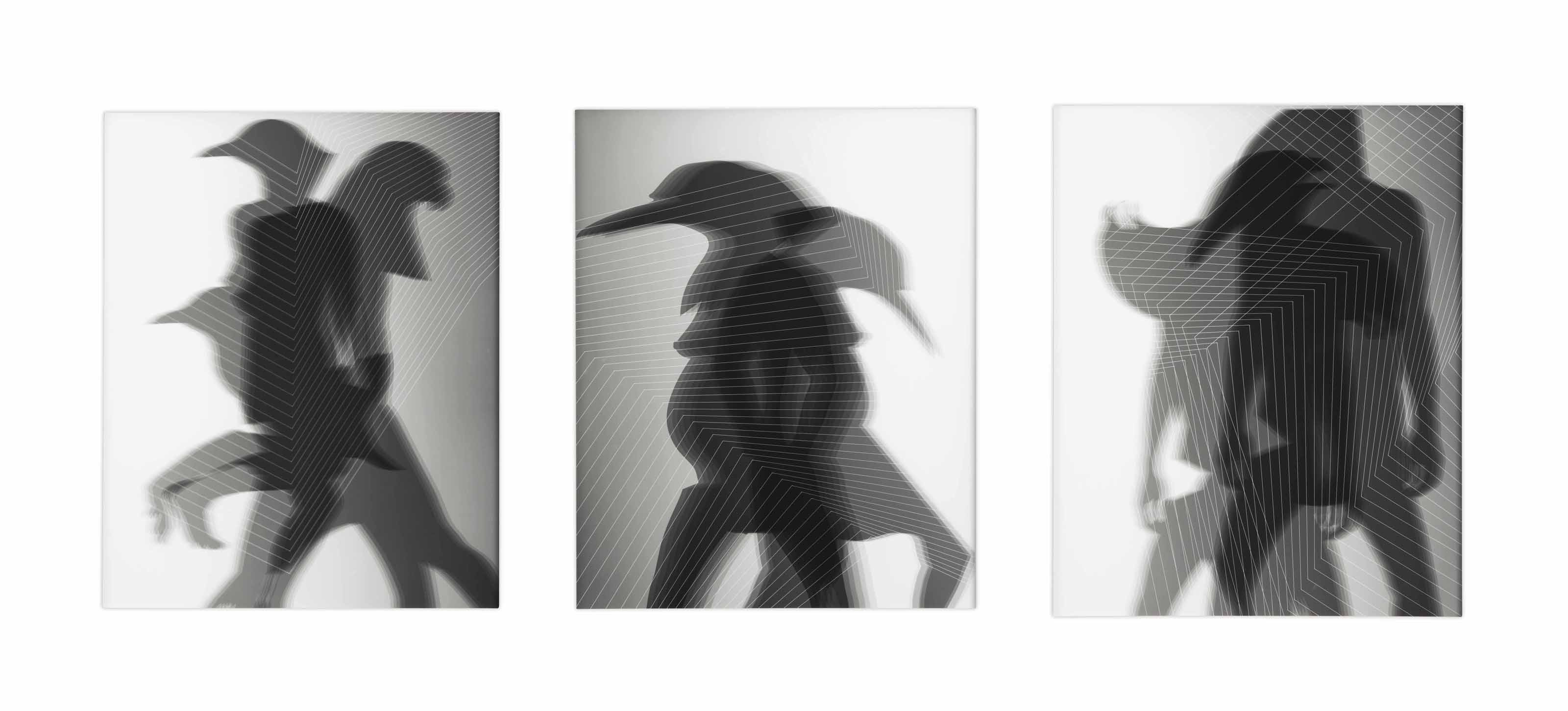 Skeleton Images (Compositions 3, 5, 13)