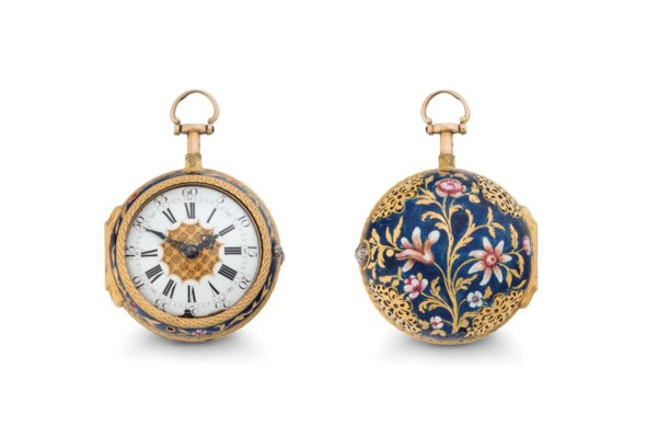 Collomby. A Gold and Enamel Qu