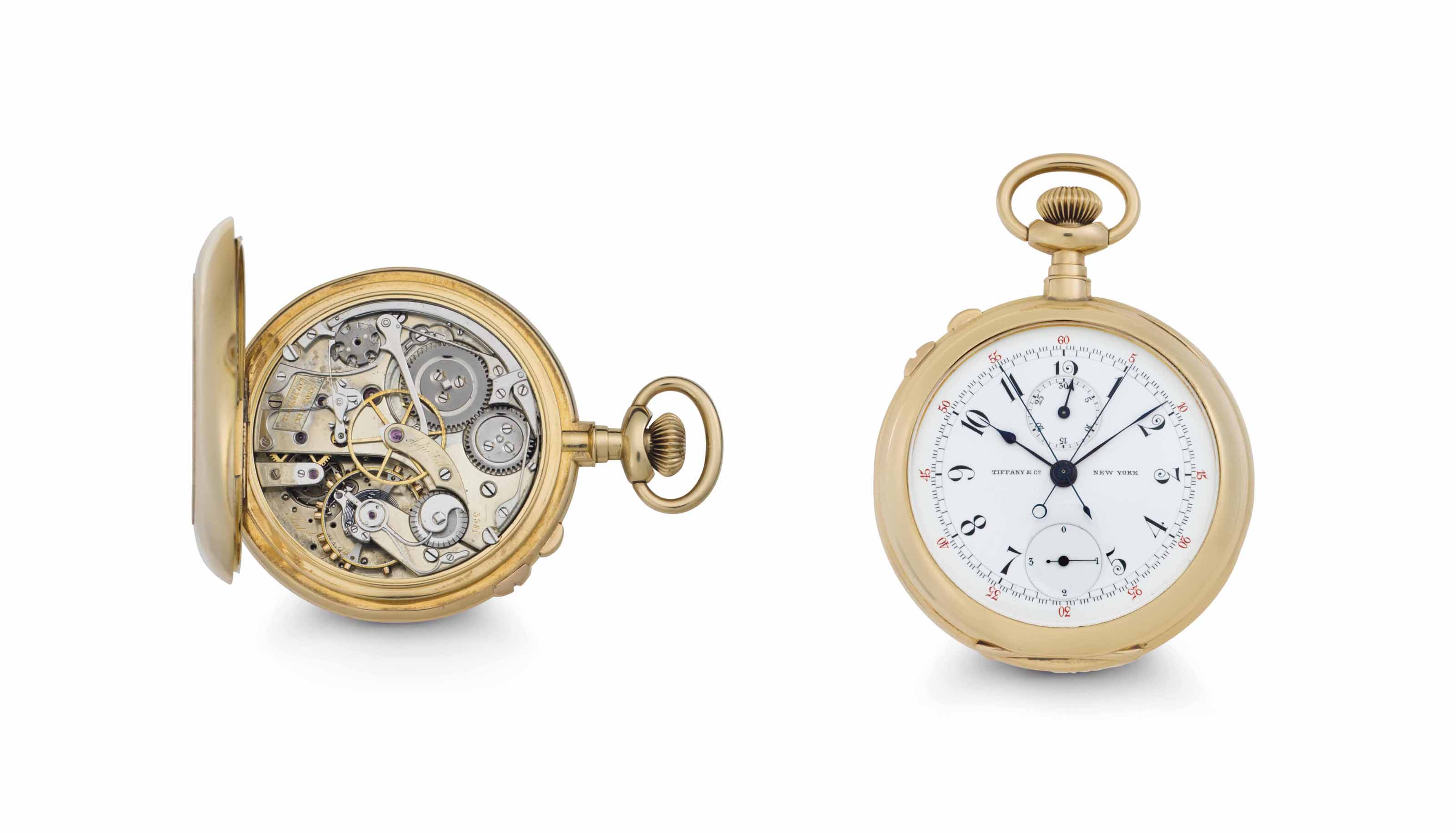 Tiffany & Co.  A Fine 18k Gold