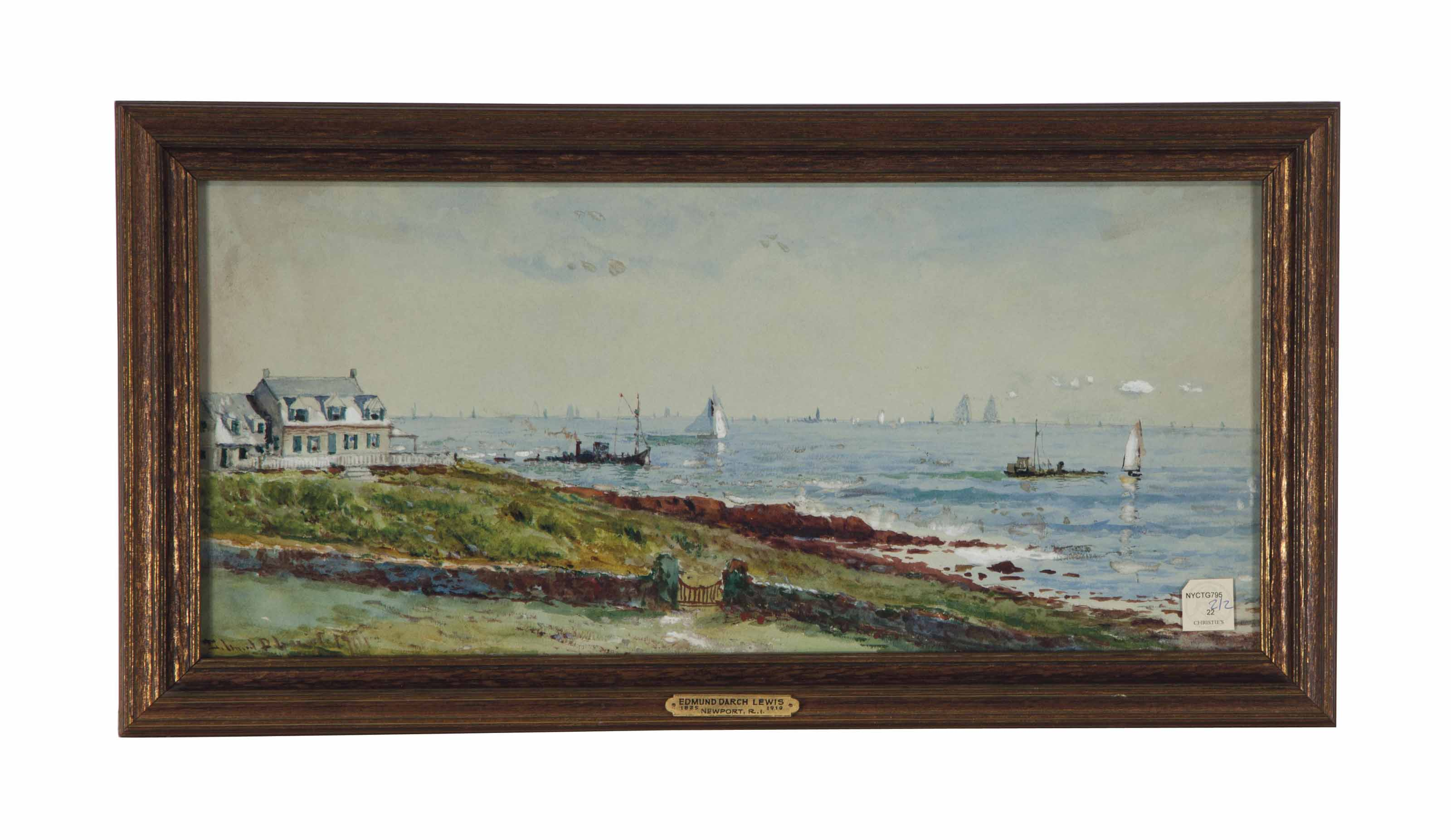 Newport, Rhode Island; and a companion work
