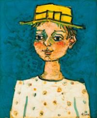 La Chapeau de Paille