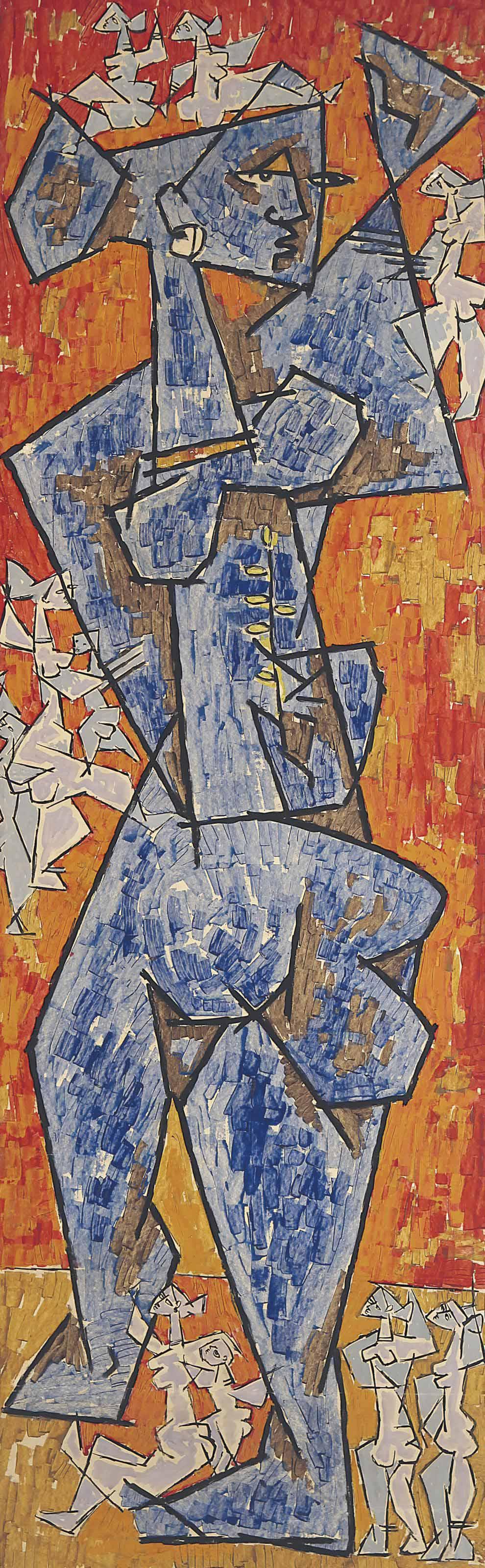 GULAM RASOOL SANTOSH (1929-1997)