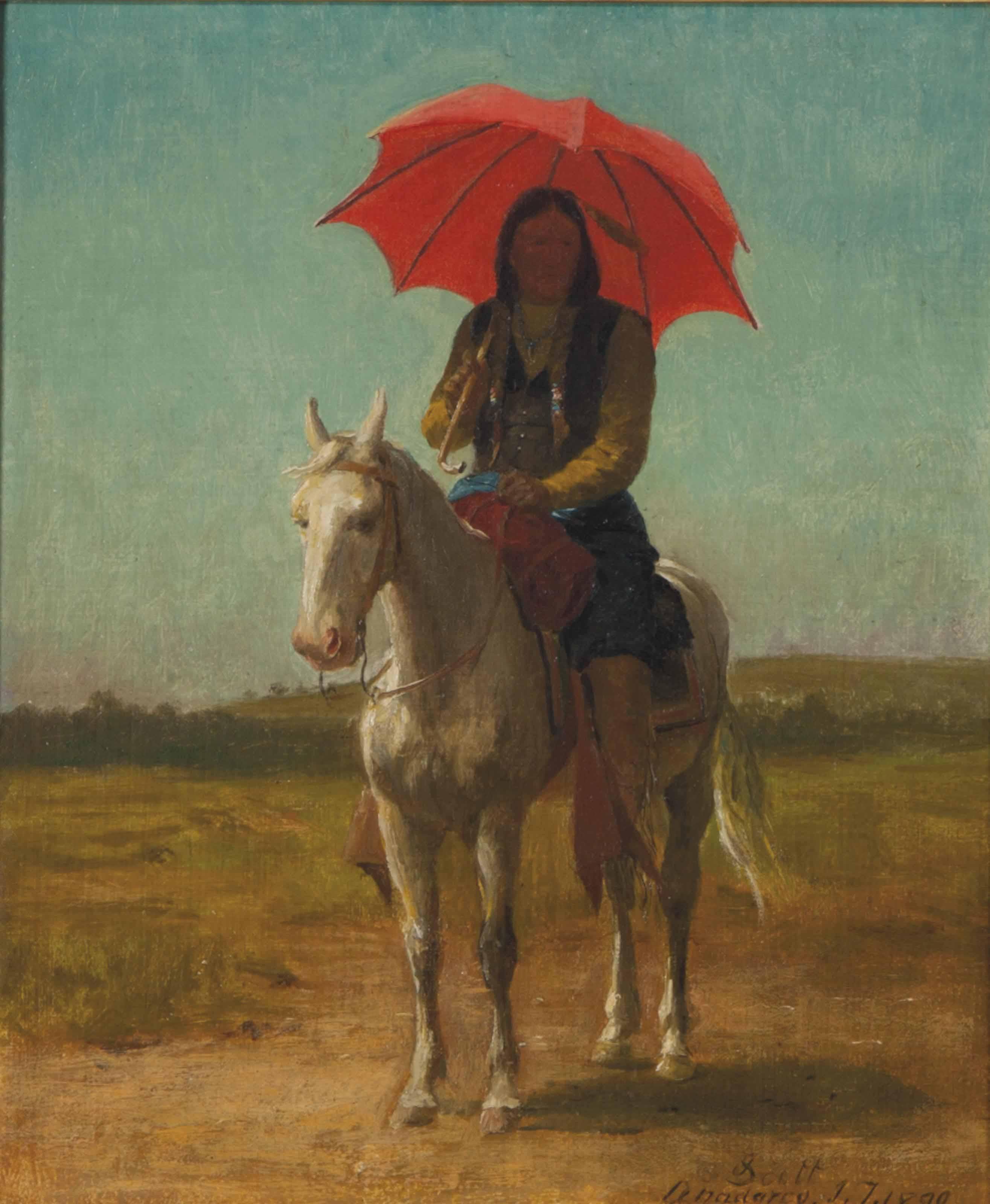 Horseman, Anadarko, Oklahoma