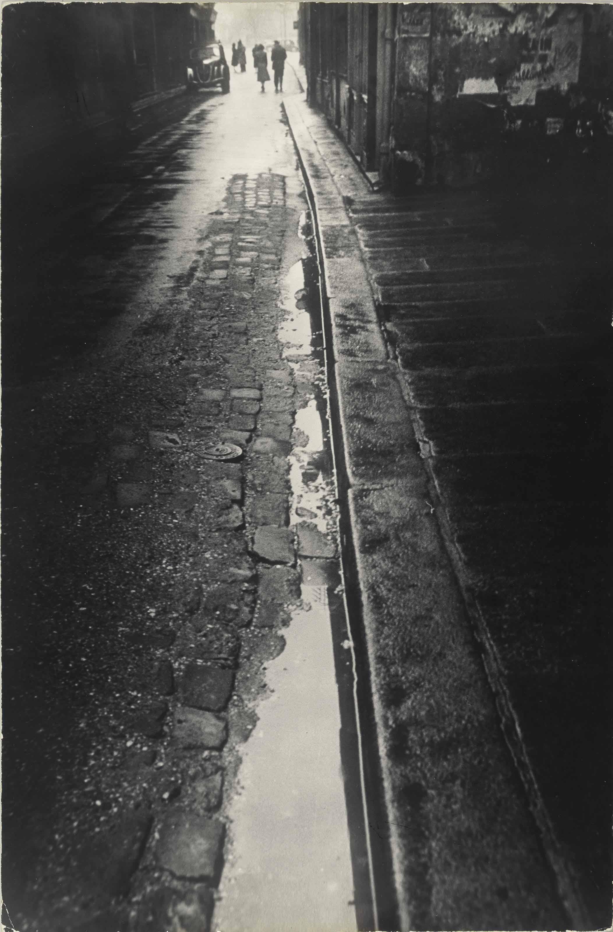 Left Bank, Paris, c. 1956