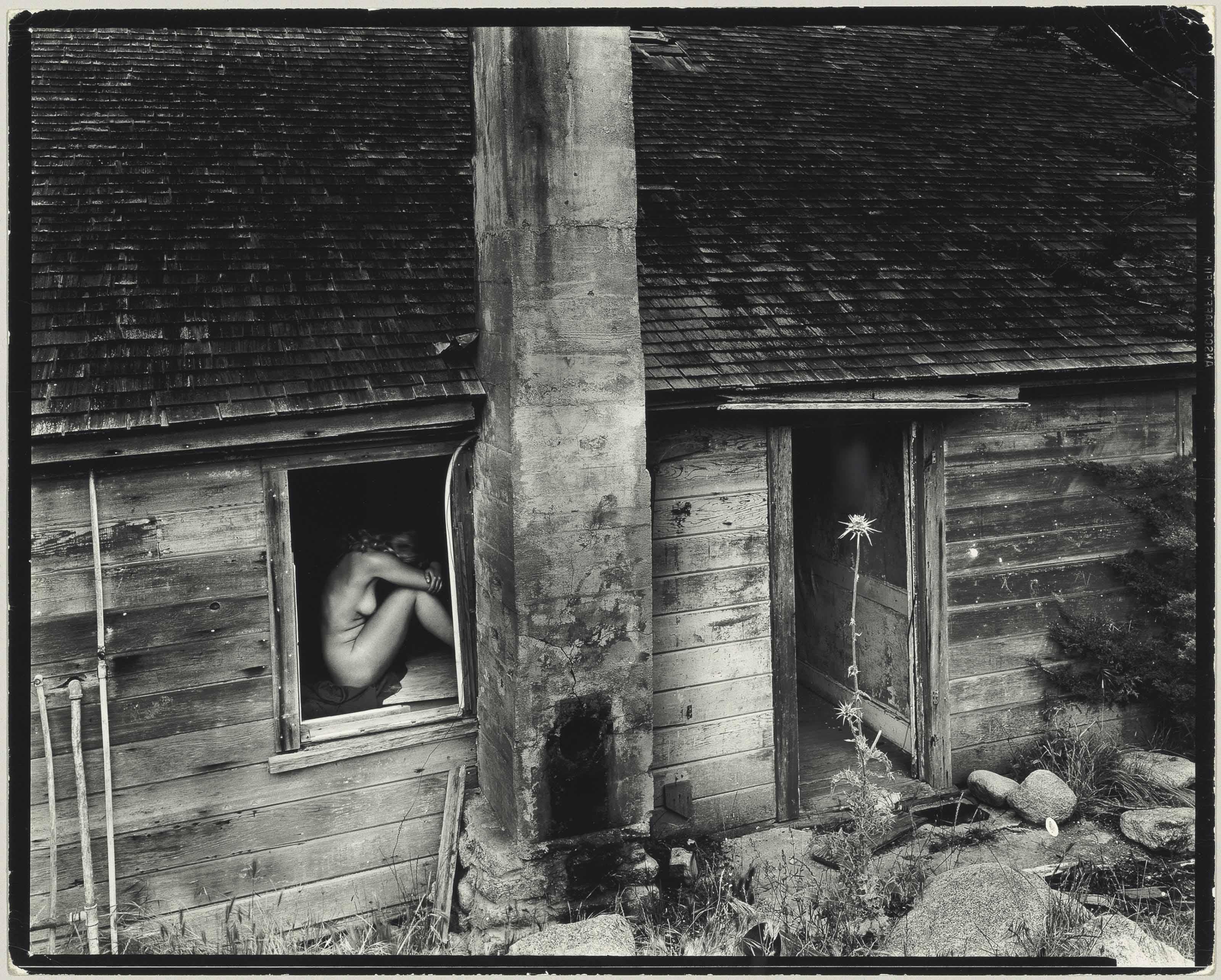 Nude in Window, c. 1955