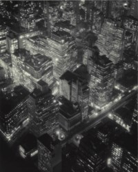 New York at Night, 1932