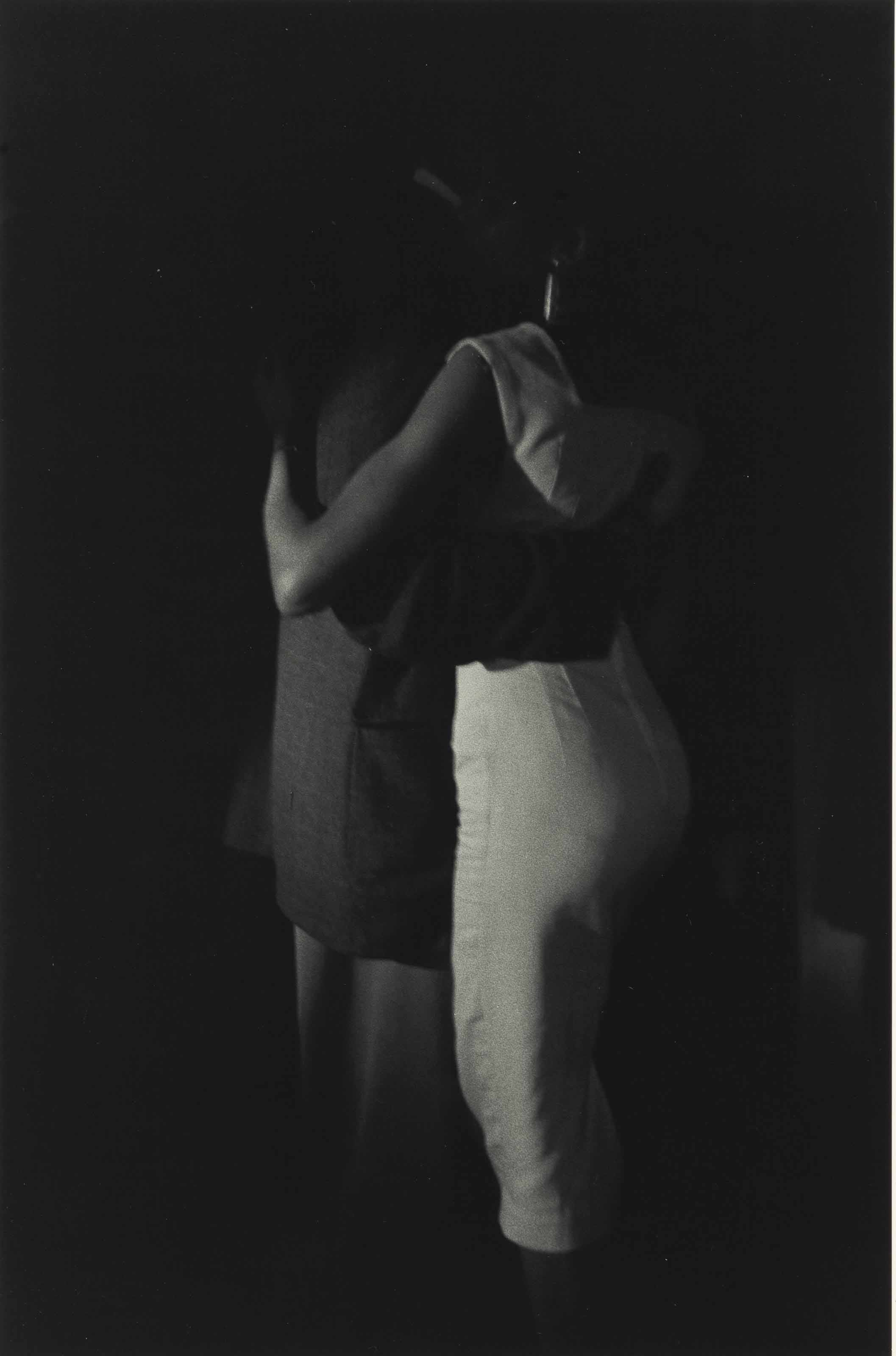 Couple dancing, 1956