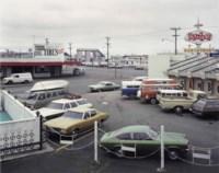 5th Street and Broadway, Eureka, CA, September 2, 1974
