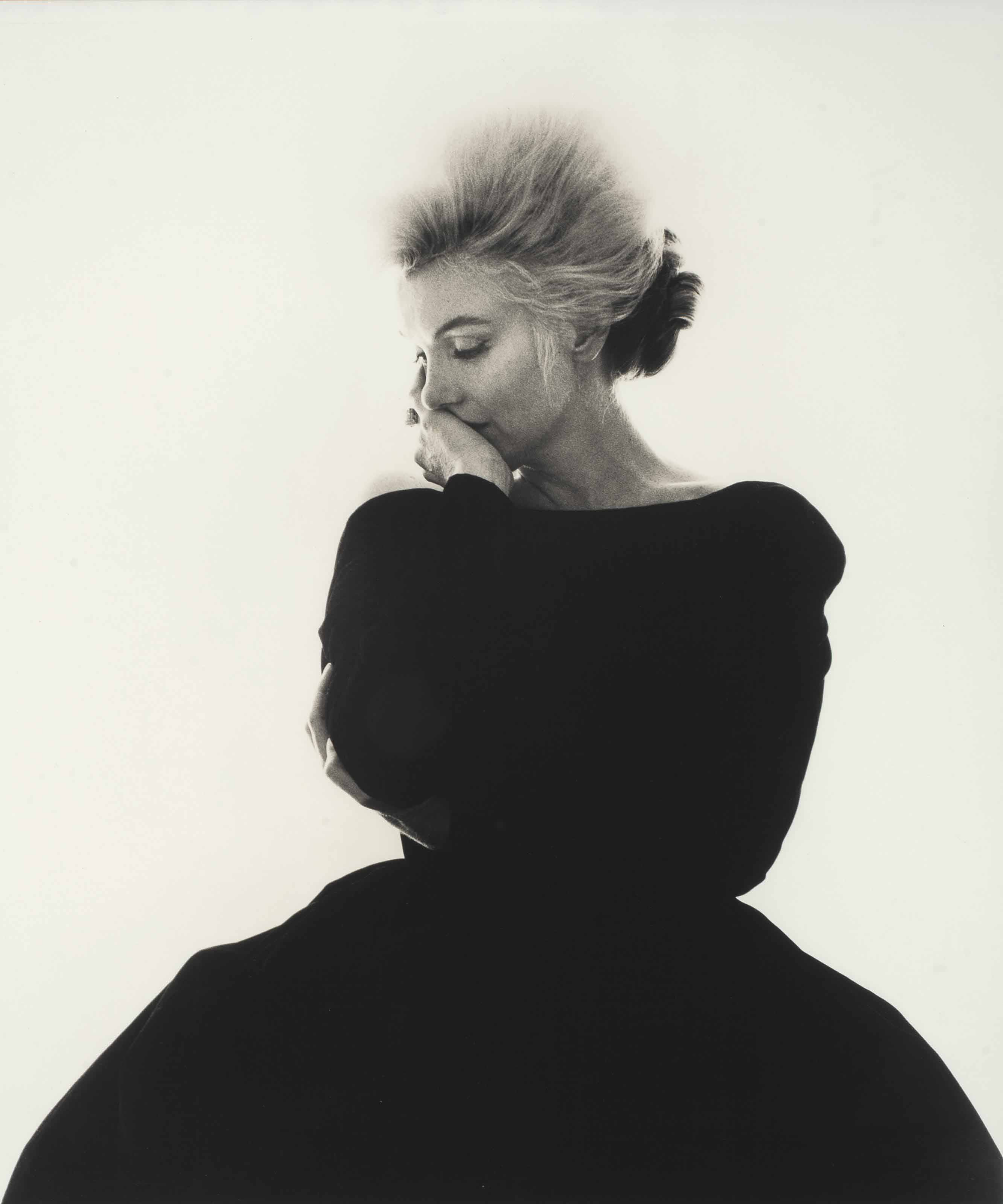 Marilyn in 'Vogue', 1962