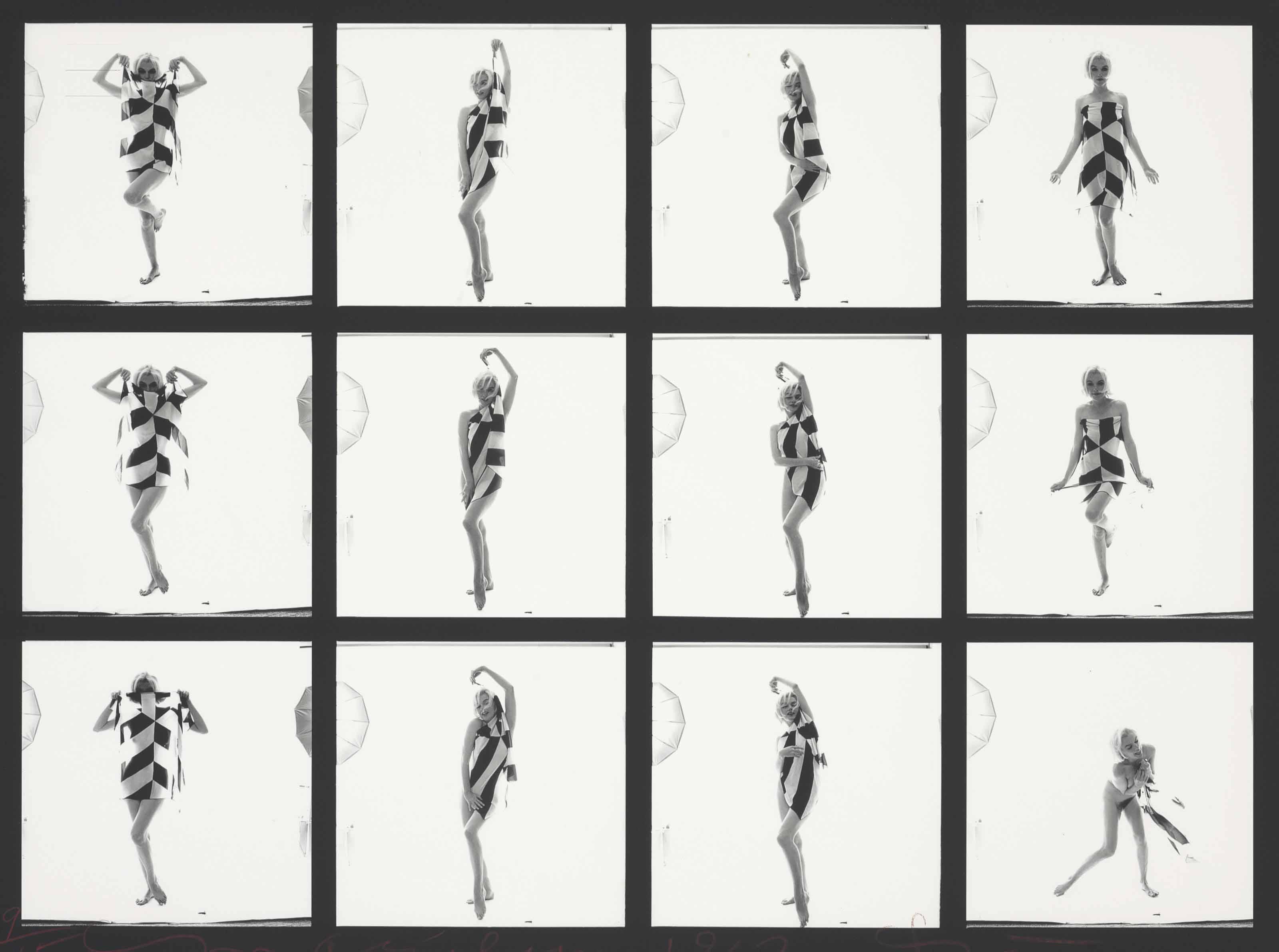 Marilyn, from 'Last Sitting', 1962