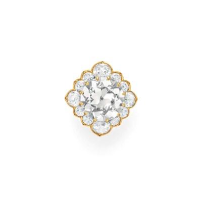 A DIAMOND RING, BY DAVID WEBB