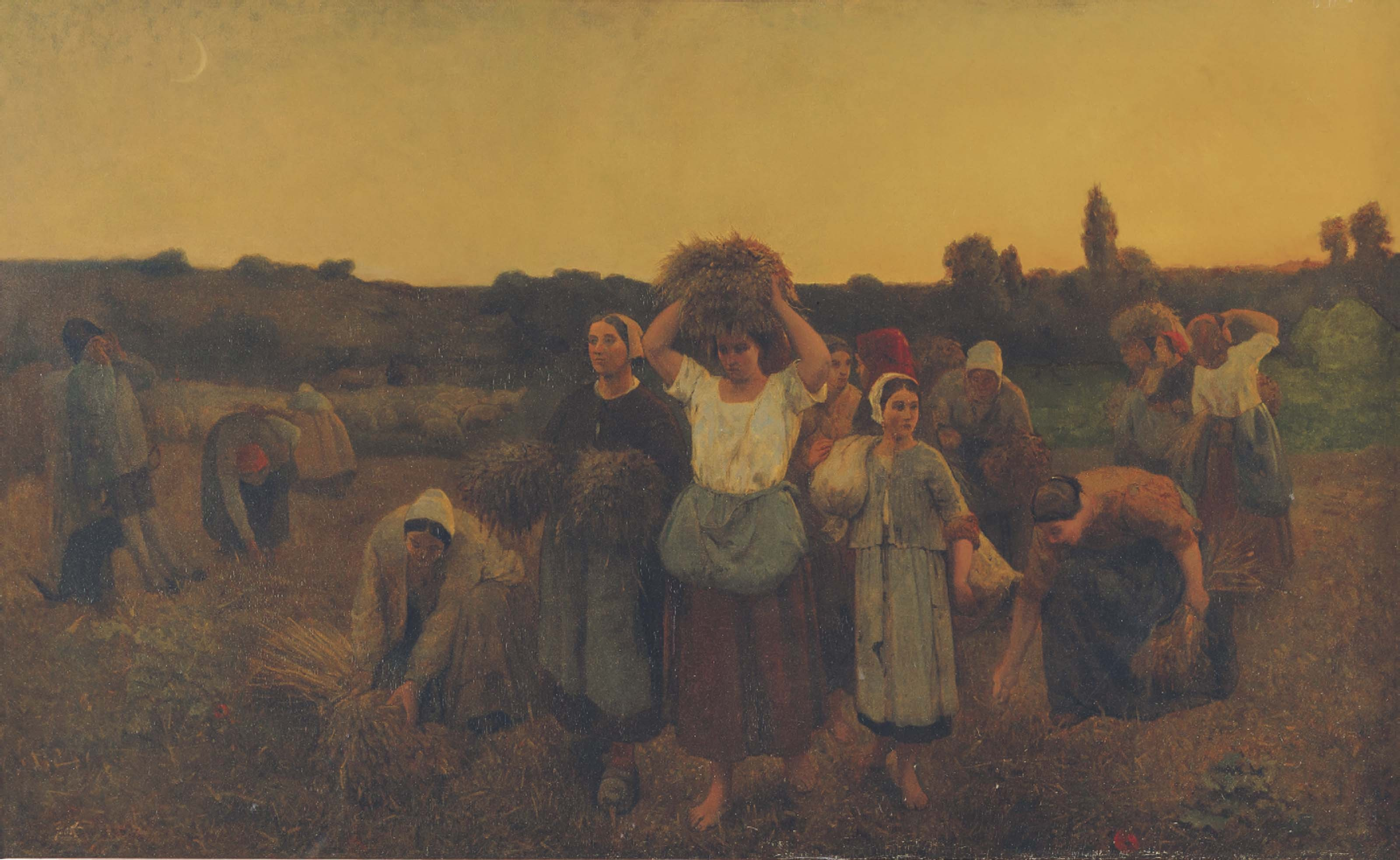 The Recall of the Gleaners, Artois