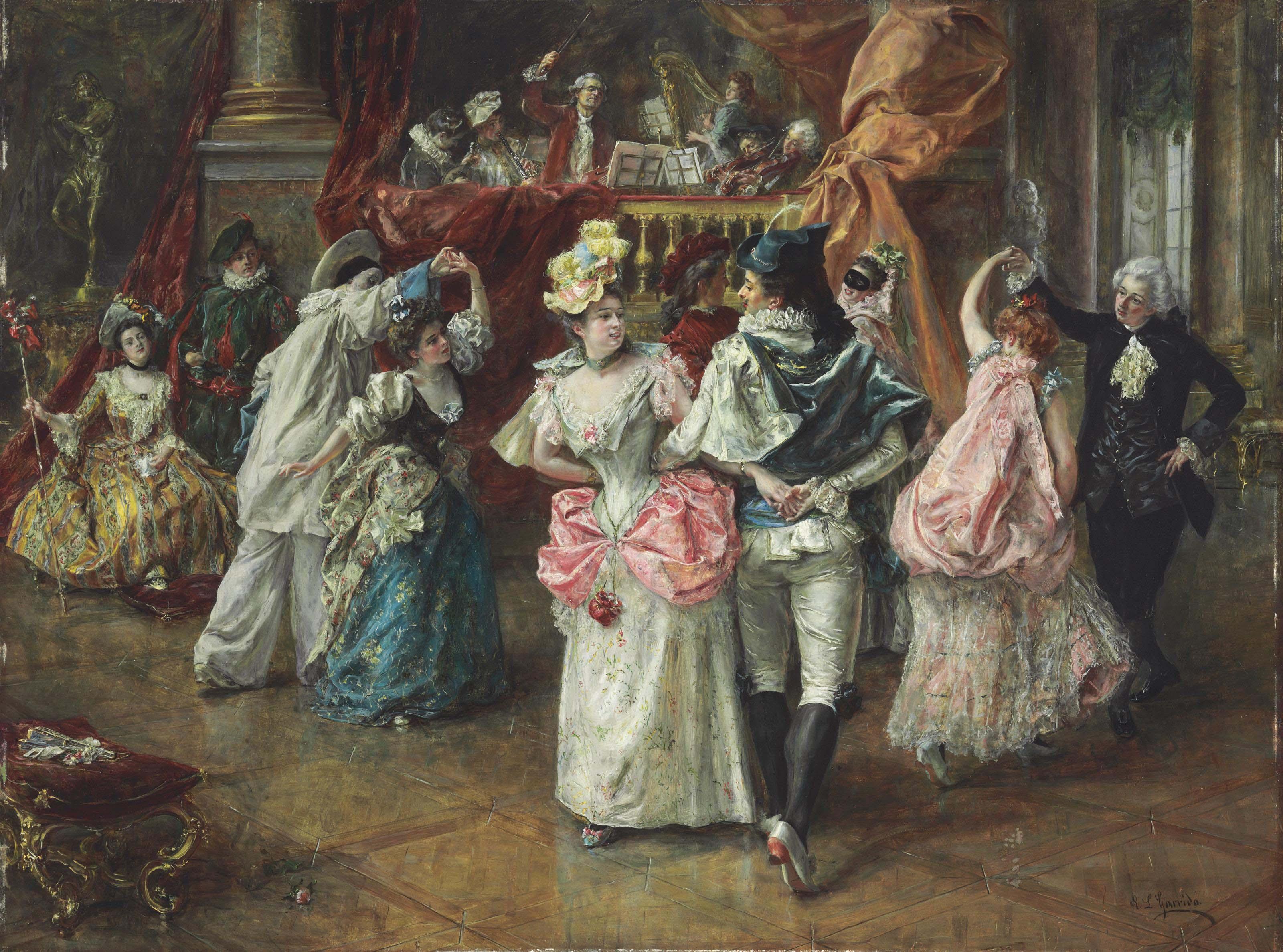 Baile de Sociedad