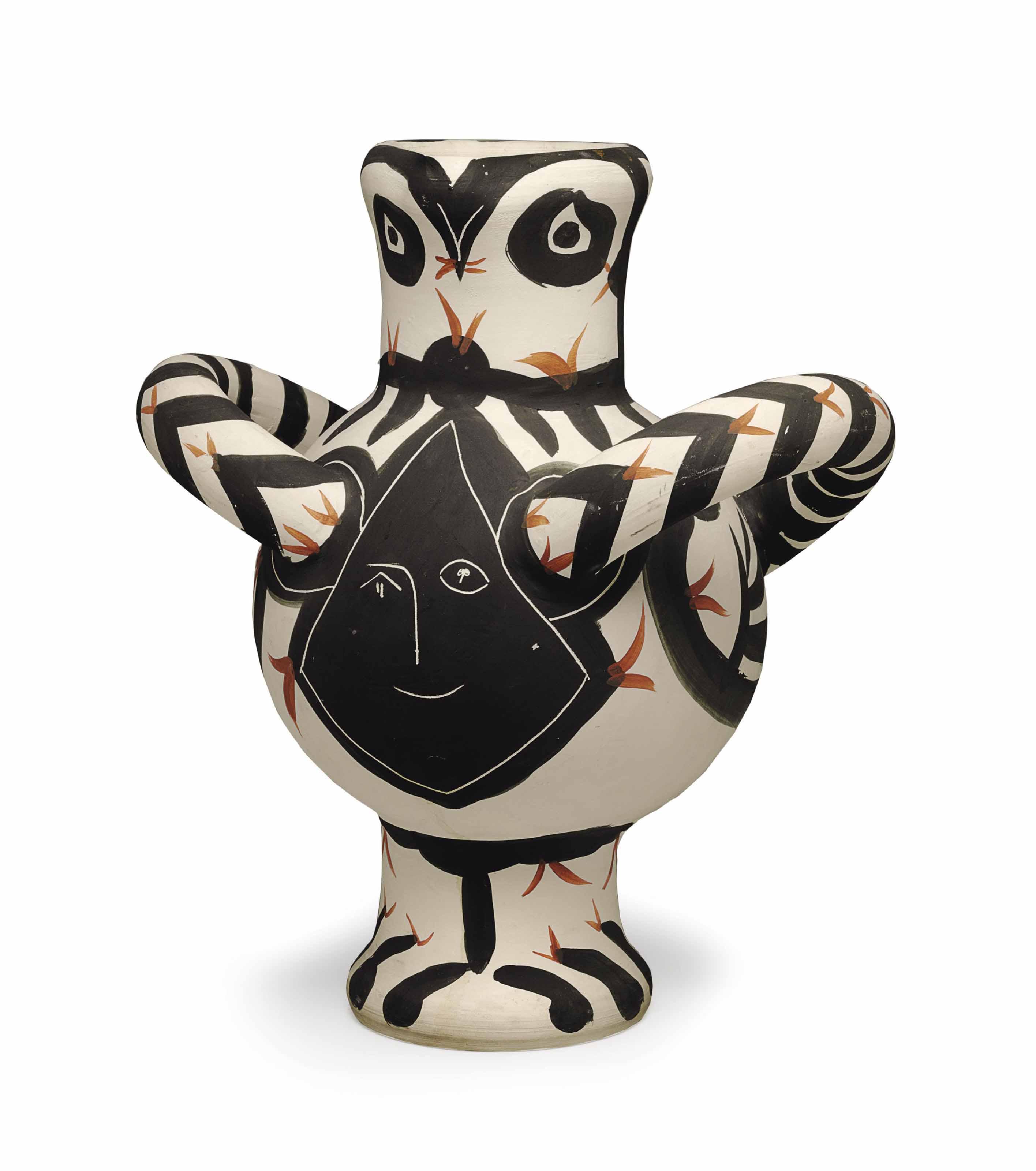 Audio: Pablo Picasso, Large Bird, Black Face