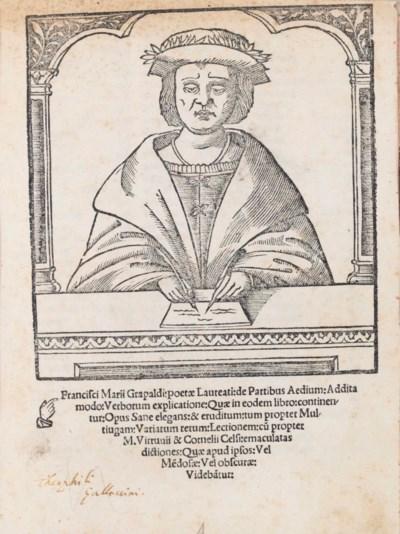 GRAPALDI, Francesco Maria (146