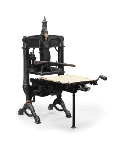 KELMSCOTT PRESS -- Floor model