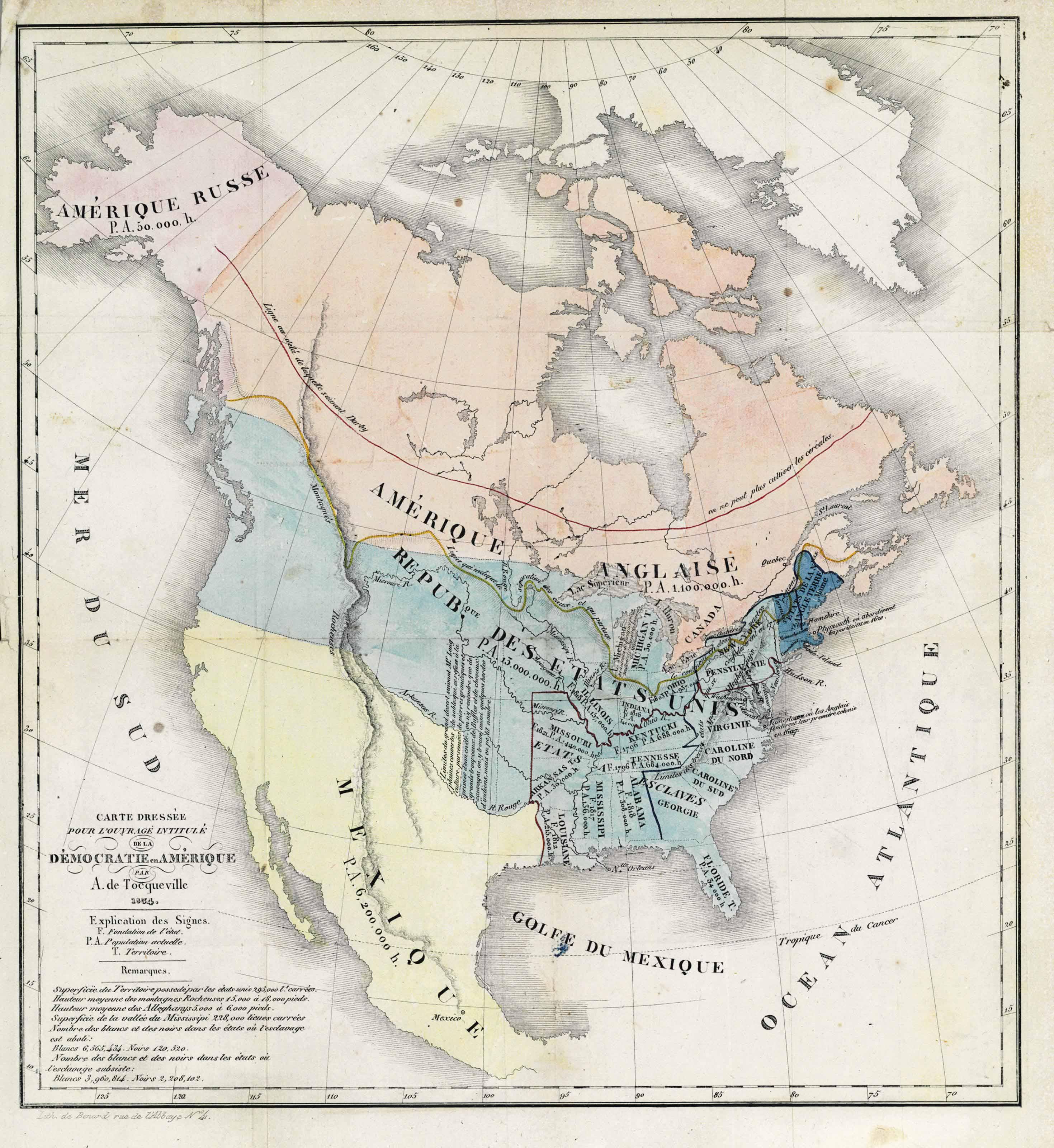 TOCQUEVILLE, Alexis de (1805-1