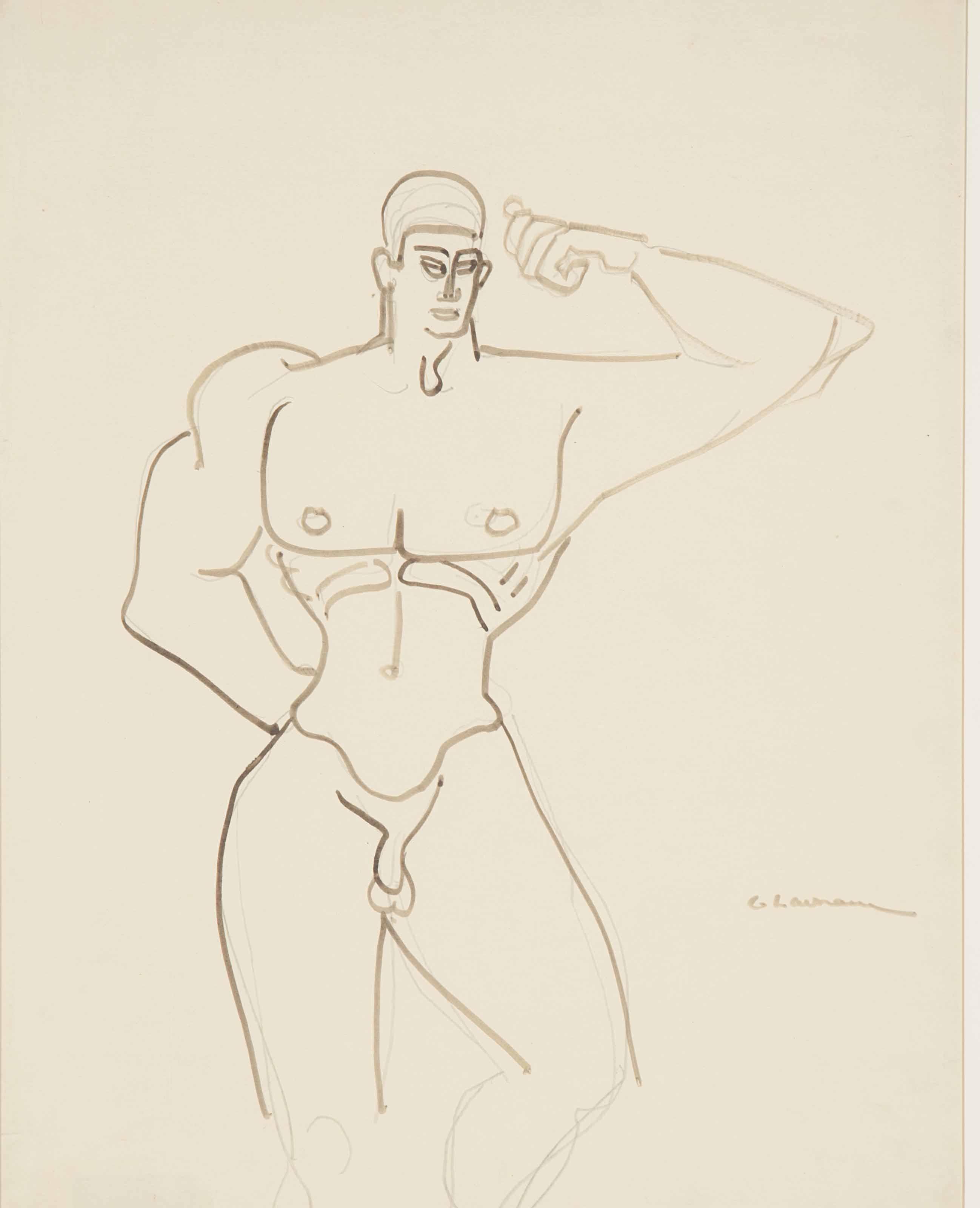 Gaston Lachaise (French/Americ