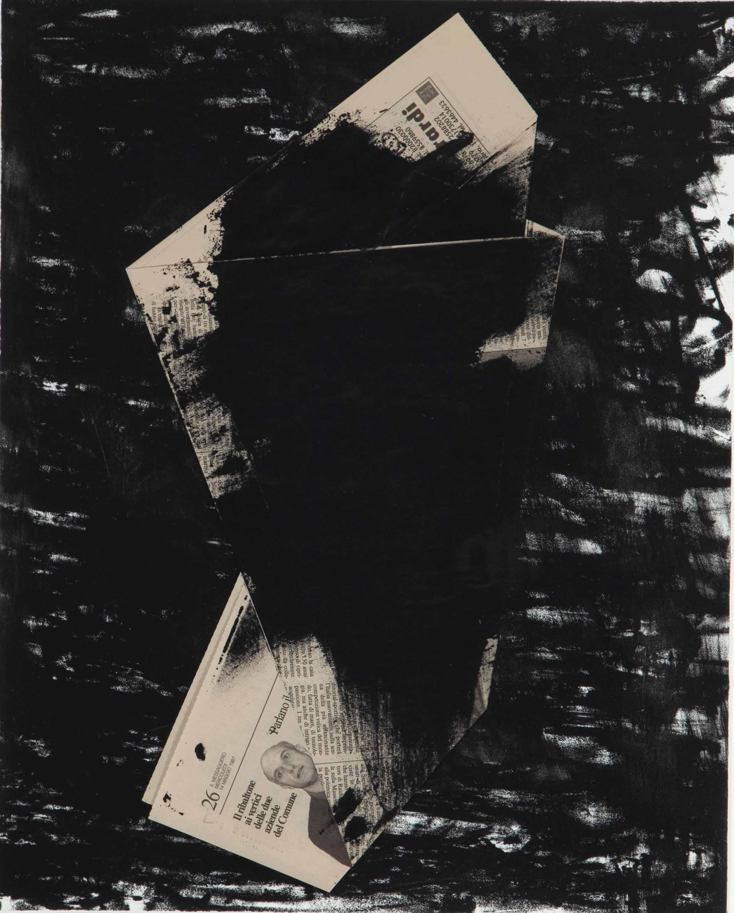 Jannis Kounellis (Greek, b. 19